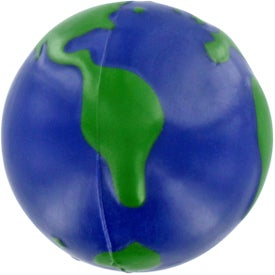 Customized GEL-EE Gripper Earthball Stress Ball