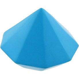Imprinted Gemstone Stress Reliever