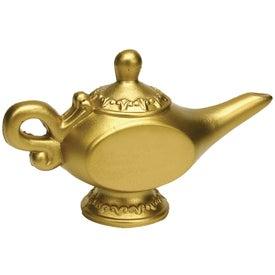 Branded Genie Lamp Stress Reliever