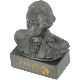 Company George Washington Bust Stress Ball