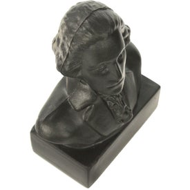 George Washington Bust Stress Ball for Your Organization