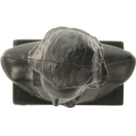 Printed George Washington Bust Stress Ball