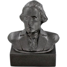 Monogrammed George Washington Bust Stress Ball