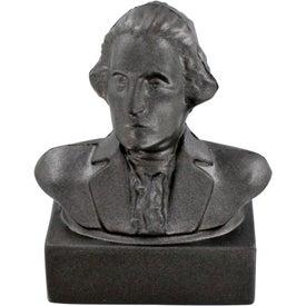 Monogrammed George Washington Bust Stress Ball