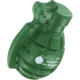 Grenade Stress Ball for Marketing