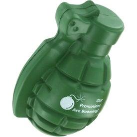 Grenade Stress Ball for Marketing