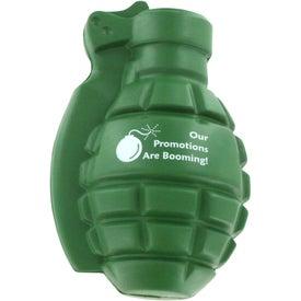 """Grenade Stress Ball (2.25"""" x 3.75"""" x 2"""")"""