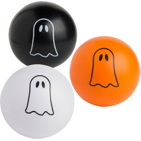 Ghost Round Stress Relievers