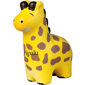 Giraffe Stress Ball (Economy)