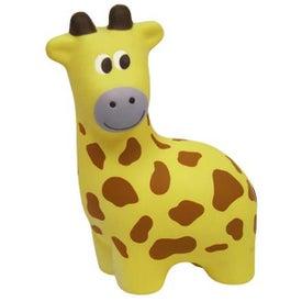 Giraffe Stress Ball