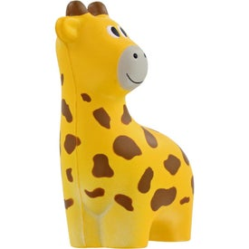 Giraffe Stress Ball for your School