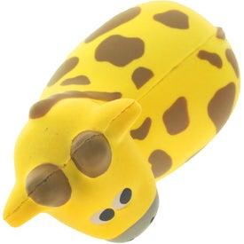Giraffe Stress Ball for Marketing