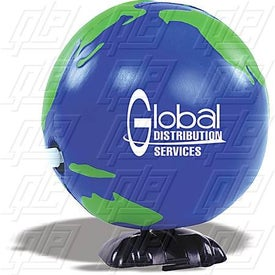 Global Wind Up Walker Stress Ball