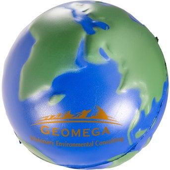 Matte Blue/Green Continents