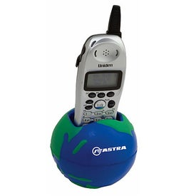 Globe Cell Phone Holder