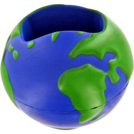Earth Desktop Bin Stress Ball