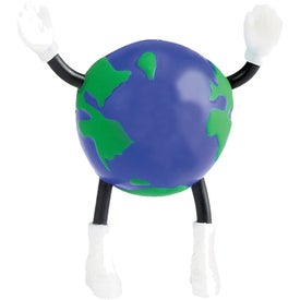 Globe Guy Stress Ball