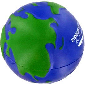 Company Earthball Stress Ball