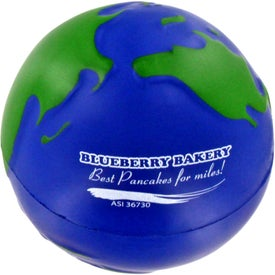 Earthball Stress Ball for your School