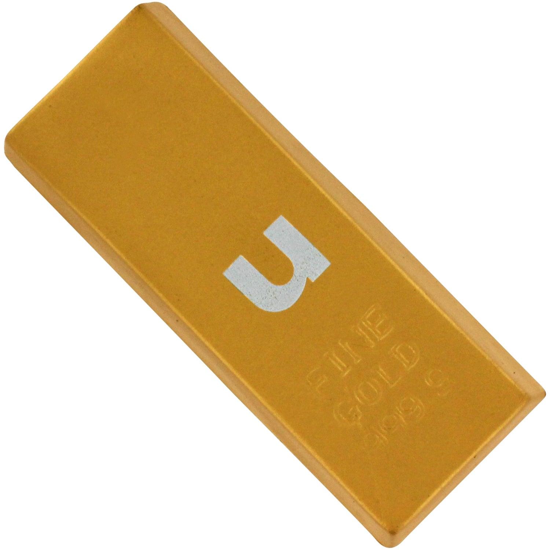 Gold Bar Stress Reliever