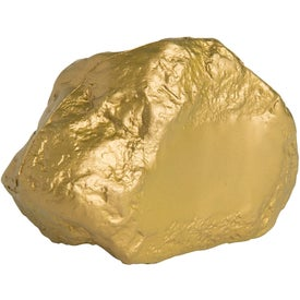 Gold Nugget Stress Reliever