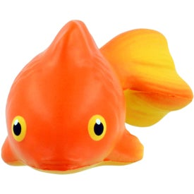 Goldfish Stress Ball for Advertising