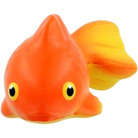 Goldfish Stress Ball for Advertising