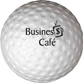 Golf Ball Stressball