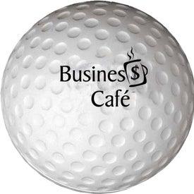 Golf Ball Stressball