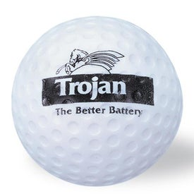 Custom Golf Ball Stress Relievers