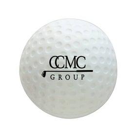 Golf Ball Stress Shape