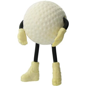 Golf Figure Stress Ball