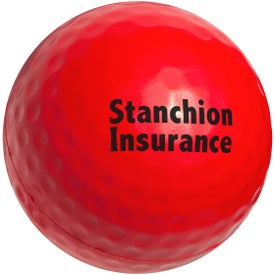 Golf Ball Stress Ball for Your Church