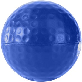 Golf Ball Stress Ball for Promotion