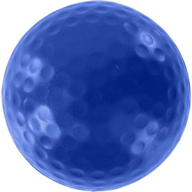 Golf Ball Stress Ball Printed with Your Logo