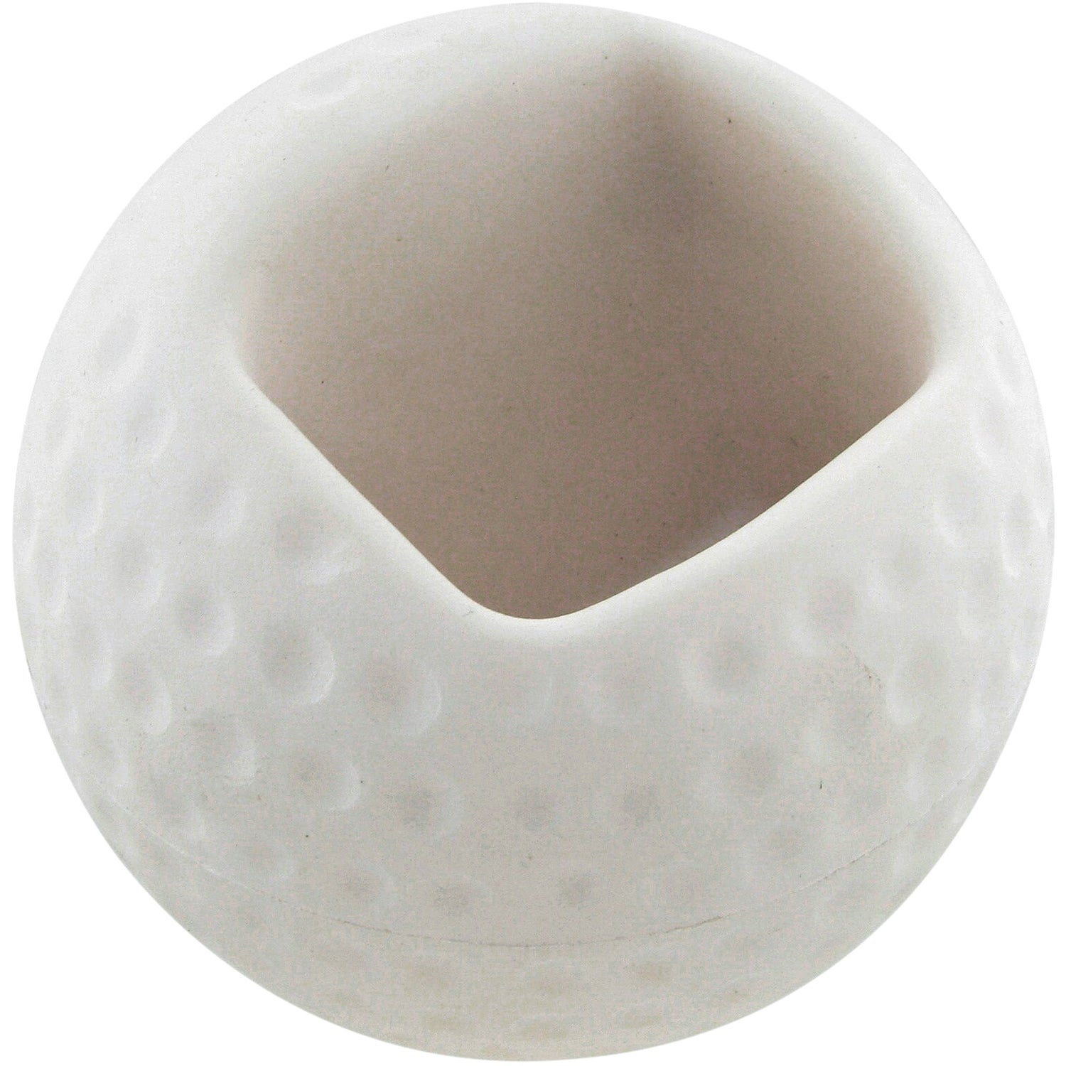 promotional golf ball cell phone holder stress toys with custom