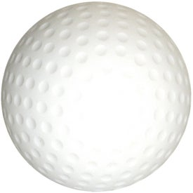 Personalized Golf Ball Sport Stress Relievers