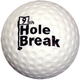 Golf Ball Sport Stress Relievers