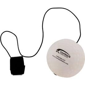 Golf Ball Stress Ball Yo Yo for Your Company