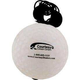 Golf Ball Stress Ball Yo Yo