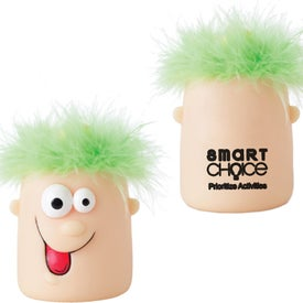Goofy Bright Idea Stress Relievers