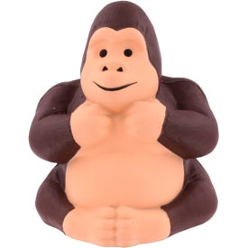 Gorilla Stress Reliever for Your Company