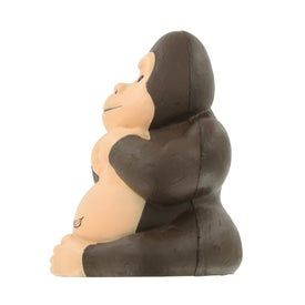 Gorilla Stress Reliever Branded with Your Logo
