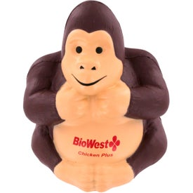 Gorilla Stress Reliever for your School