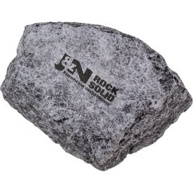 Granite Rock Stress Ball for Customization