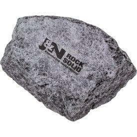 Granite Rock Stress Ball for Customization