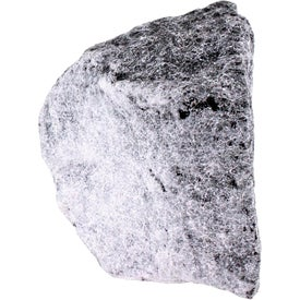 Printed Granite Rock Stress Ball