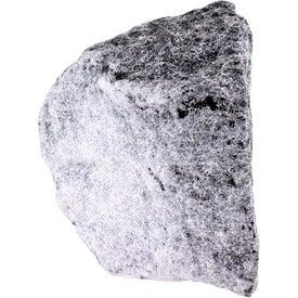 Printed Granite Rock Stress Ball