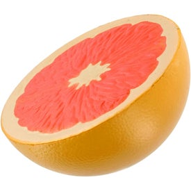 Grapefruit Half Stress Ball Giveaways