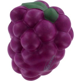Grapes Stress Reliever Imprinted with Your Logo